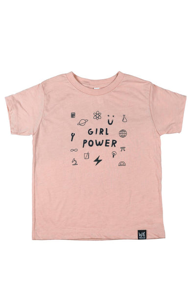 GIRL POWER is in SCIENCE!
