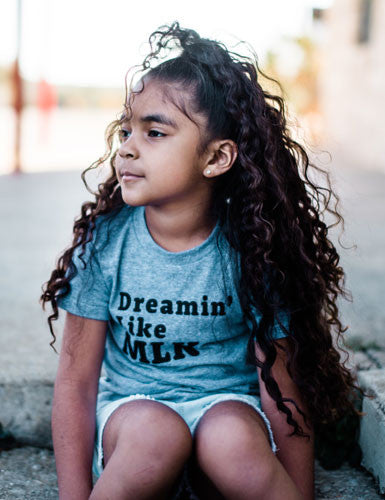Dreamin' Like MLK  T-shirt