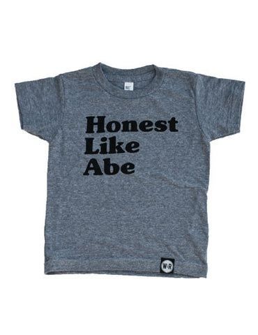 Honest Like Abe T-Shirt