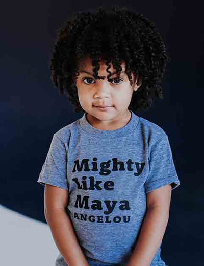 Mighty Like Maya Angelou T-shirt