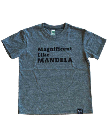 Magnificent Like Mandela T-shirt