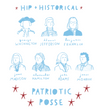 Special Edition Organic Patriotic Posse T-shirt