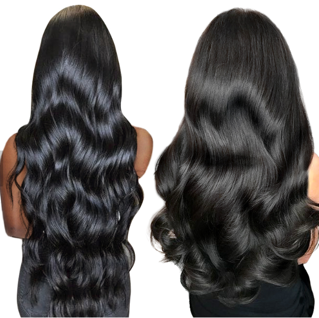 Lace frontal Body Wave de 14