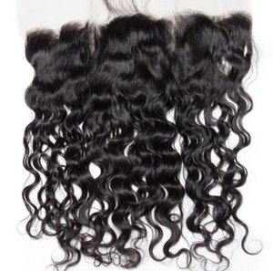 "Lace frontal water wave 14""- 22"""