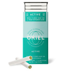 CBD Flower Sticks - Active