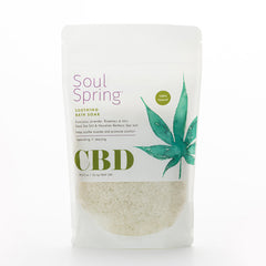 Soothing CBD Bath Soak