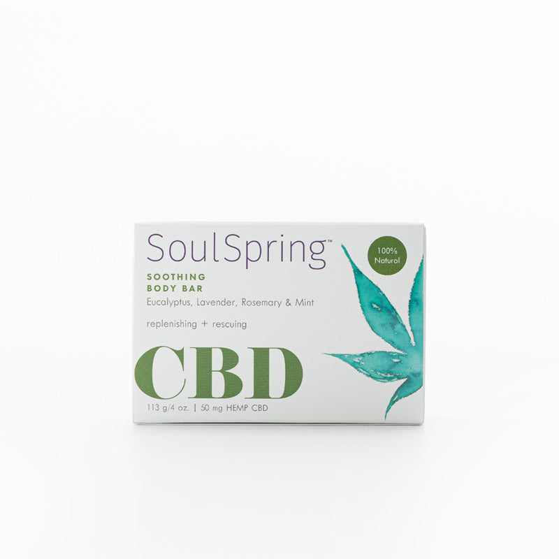 Soothing CBD Body Bar