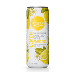 CBD Sparkling Water – Lemon