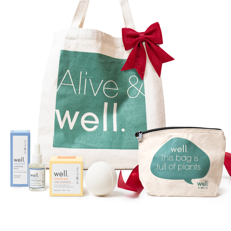 Be Merry and Well Gift Set