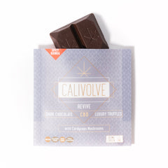 Revive 20mg Dark Chocolate CBD Truffle