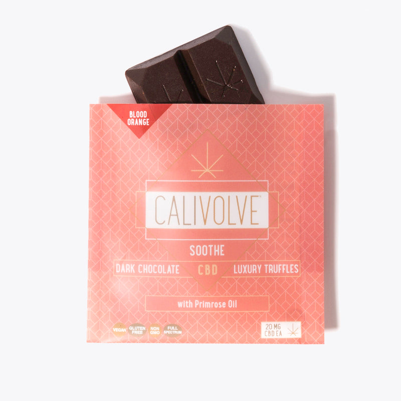 Soothe 20mg Dark Chocolate Truffle