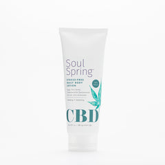 Stress-Free CBD Daily Body Lotion