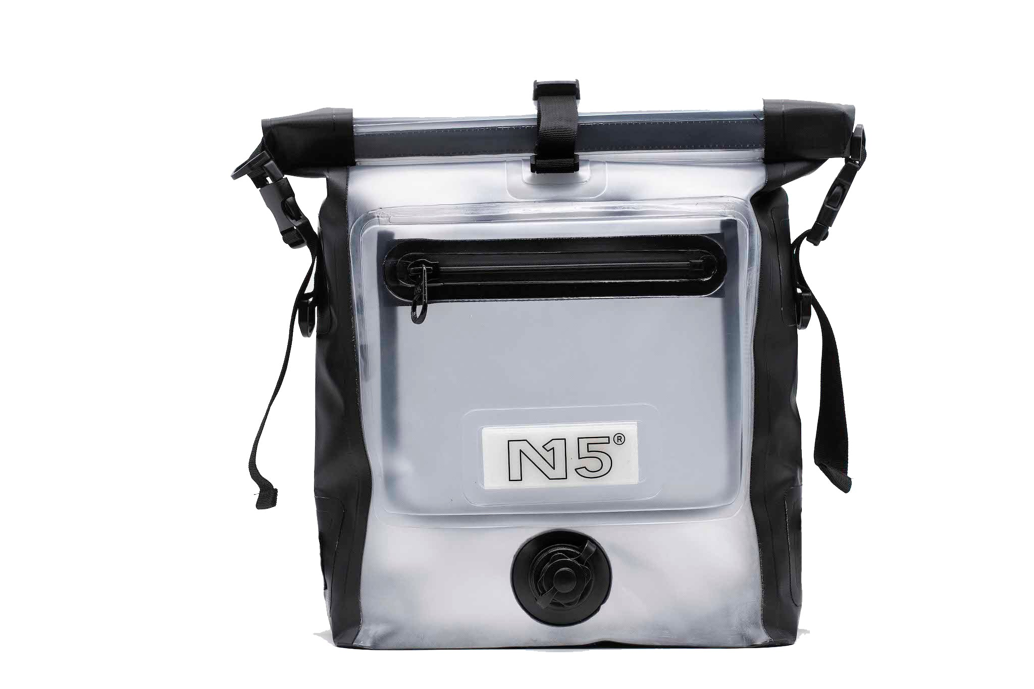 SMALL BACKPACK - TRANSPARENT (PLUS)