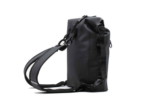 SMALL BACKPACK TPU - BLACK