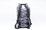 SAILOR BAG - CAMOUFLAGE GREY