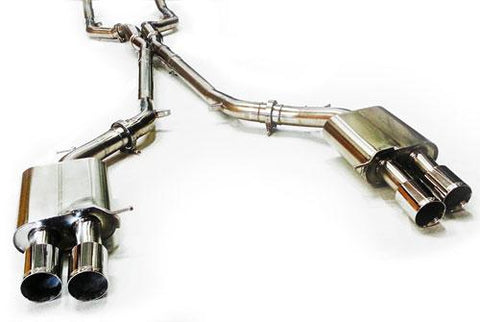 BMW RPI Exhaust - 6 Series F12/F13 M6 GT/GTS