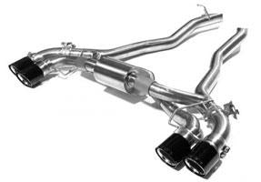 BMW RPI Exhaust - 5 Series F90 M5 GTM - Axle Back
