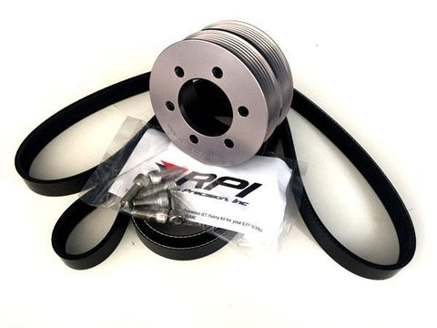 RPi ST Pulley Kit - BMW E60 M5 / E63 M6