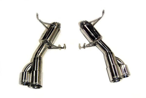 BMW RPI Exhaust - Z4 M-Coupe/Roadster E85/E86 (GT, Axle back) 2002-2008