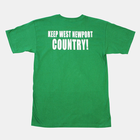 Haole Want Pound Pound - Keep West Newport Country