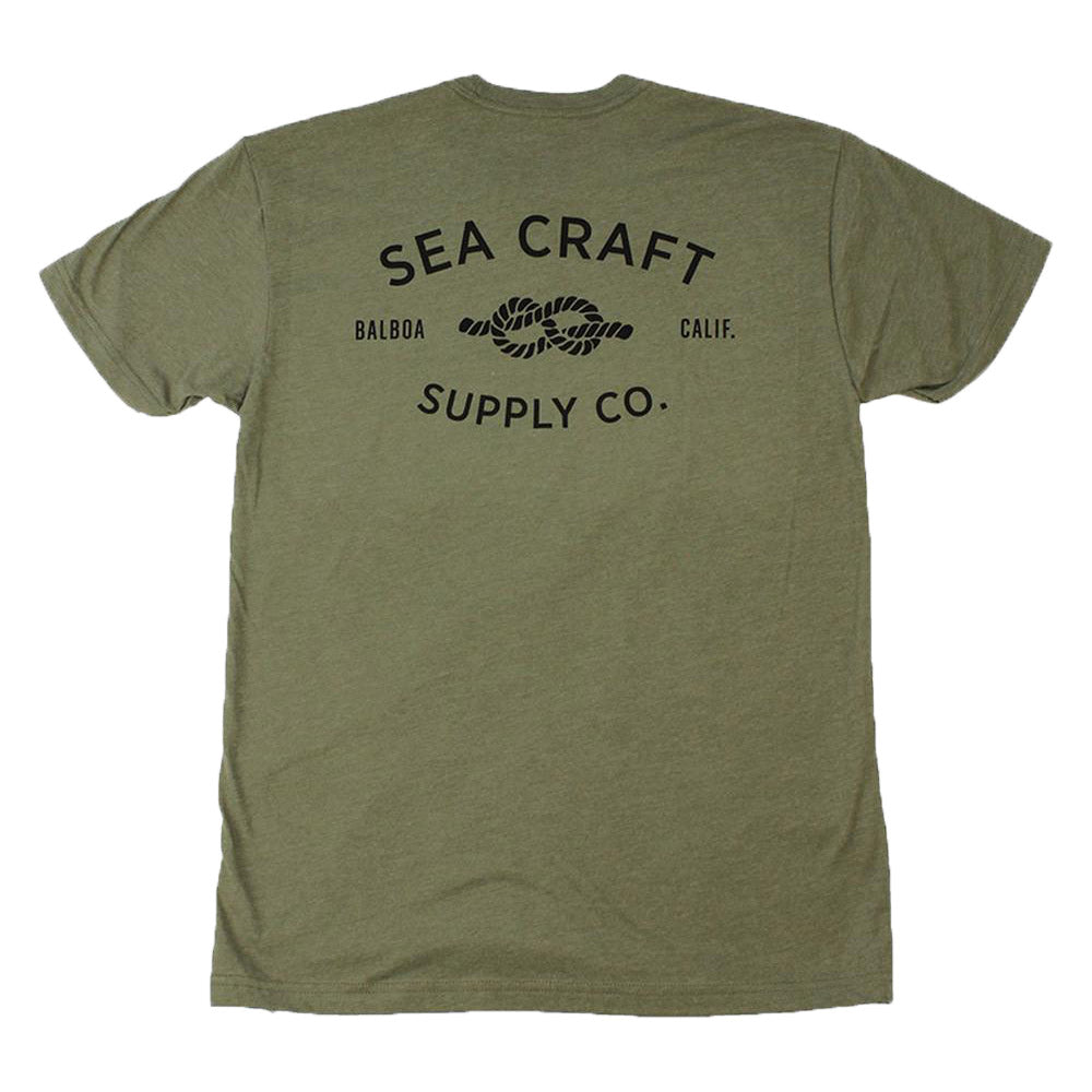 Sea Craft Supply Co. Original  - Ultra soft blend Military Green