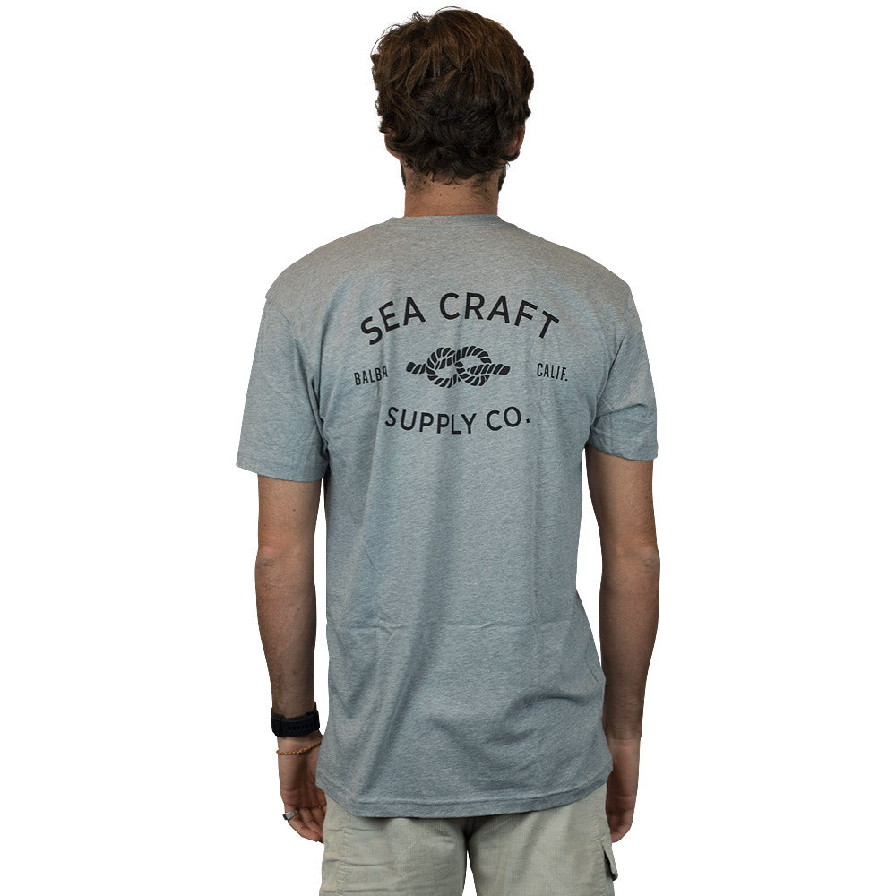 Sea Craft Supply Co. Original  - Ultra soft blend - Gray
