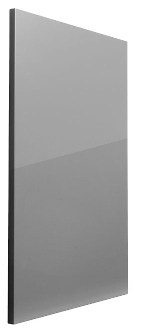 Second Nature Porter Gloss Silver Grey - The Kitchen Door Site