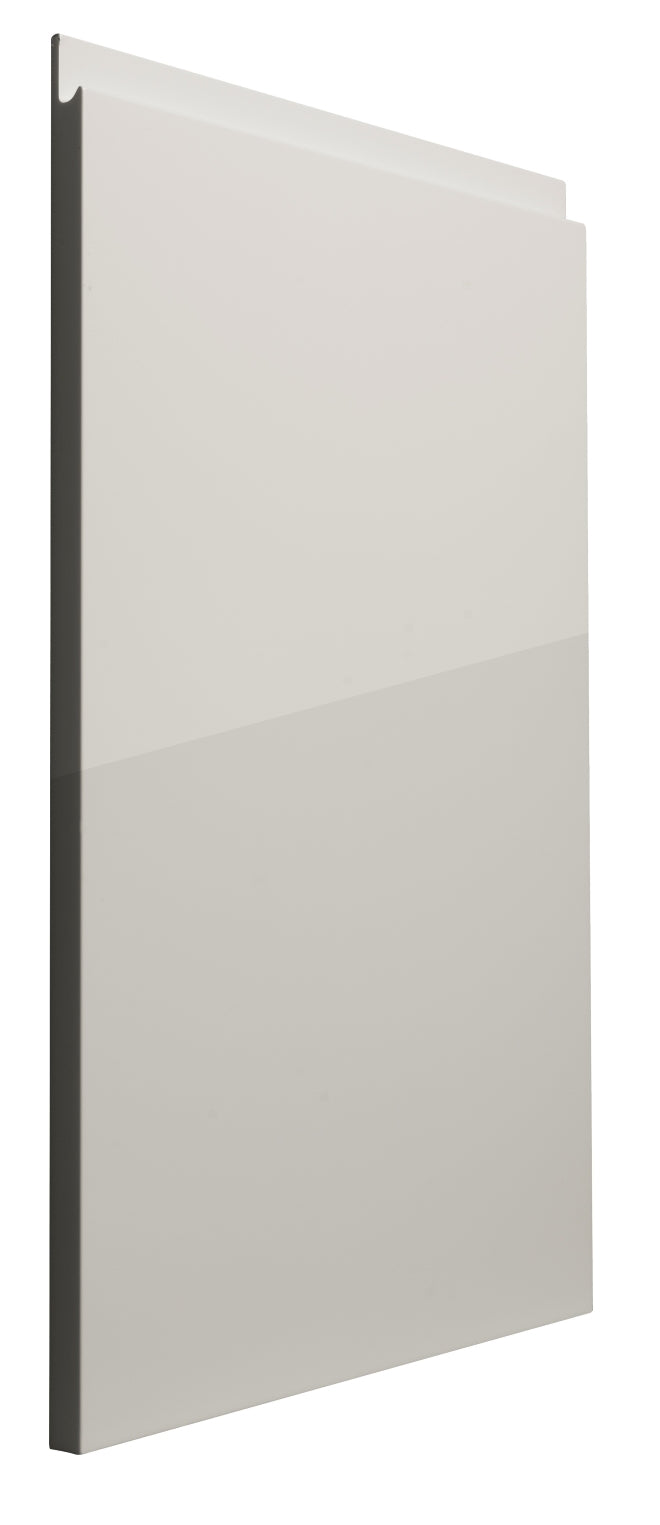 Second Nature Remo Gloss Dove Grey - The Kitchen Door Site