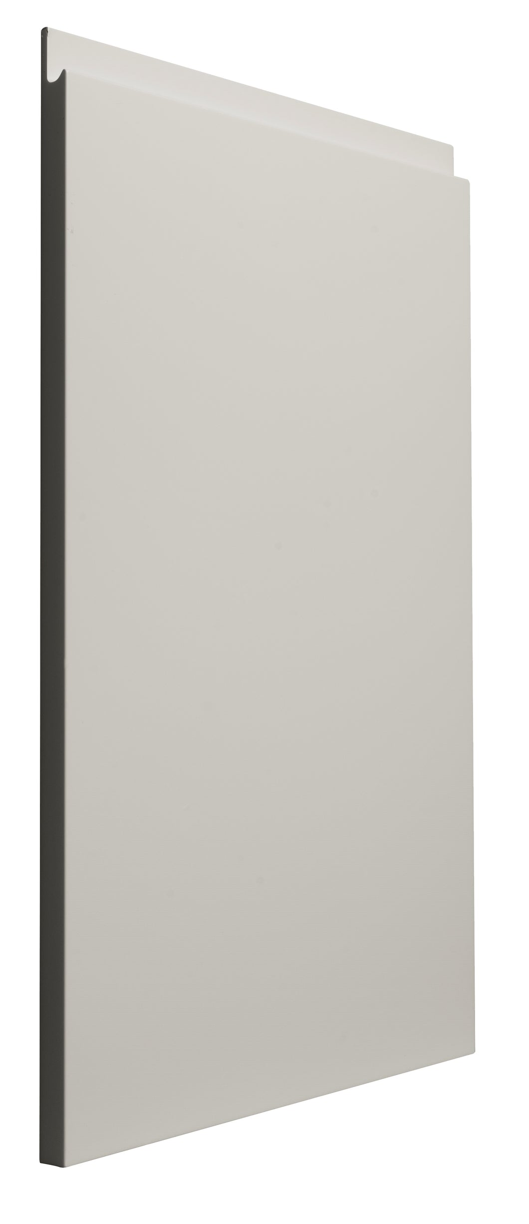 Second Nature Remo Matt Silver Grey - The Kitchen Door Site
