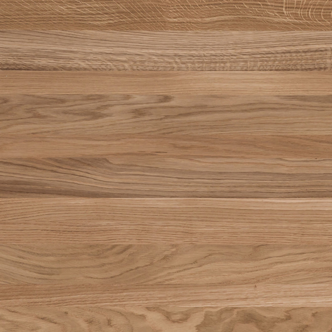 Solid timber full stave blank 1500mm x 620mm x 40mm Prime Oak