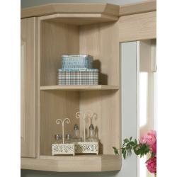 Bella Wall End Shelf Unit (Unassembled) - The Kitchen Door Site