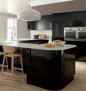 Zurfiz Ultragloss Black - The Kitchen Door Site