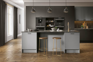 Pronto Firbeck Supermatt Dust Grey - The Kitchen Door Site