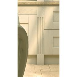 Fluted Pilaster (18mm) - The Kitchen Door Site