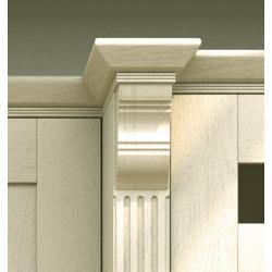 Tangent Cornice - The Kitchen Door Site
