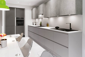 Valore Valore Dust Grey (Smooth) - The Kitchen Door Site
