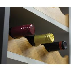 Wine Rack (Natural Oak Finish) - The Kitchen Door Site