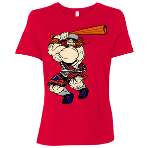 Highlanders Graphic Ladies' Relaxed Jersey Short-Sleeve T-Shirt