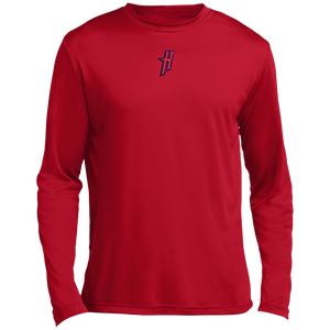 H Logo Long sleeve Moisture Absorbing T-Shirt