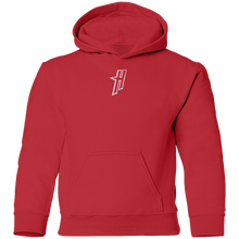 Load image into Gallery viewer, Mini H Logo (red) Youth Pullover Hoodie