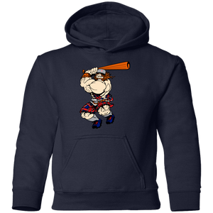 Highlanders Graphic Youth Pullover Hoodie