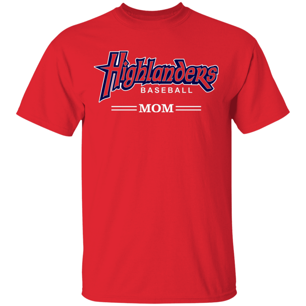 Highlanders Mom Special SS Tee