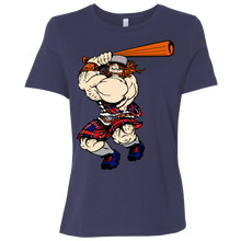 Load image into Gallery viewer, Highlanders Graphic Ladies' Relaxed Jersey Short-Sleeve T-Shirt