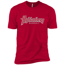 Load image into Gallery viewer, Highlanders Baseball WM (red)  Boys' Cotton T-Shirt