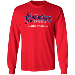 Highlanders Grandma Special LS Ultra Cotton T-Shirt