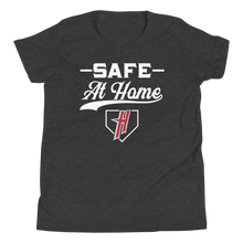 Load image into Gallery viewer, Safe At Home Youth Short Sleeve T-Shirt