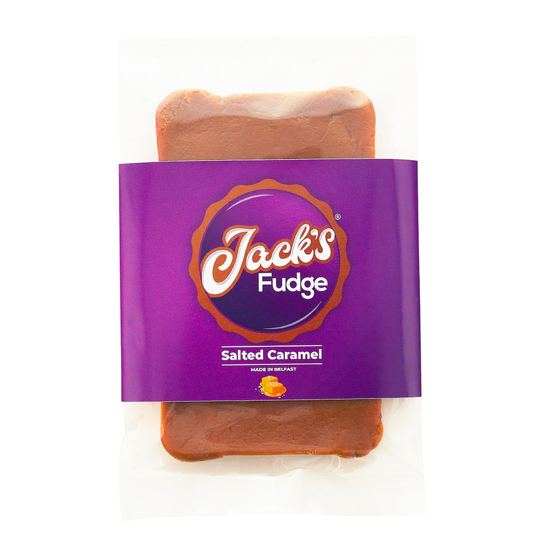 Jack's Salted Caramel Fudge