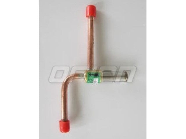 11.1 Hot Gas Valve Body (FDF2A)