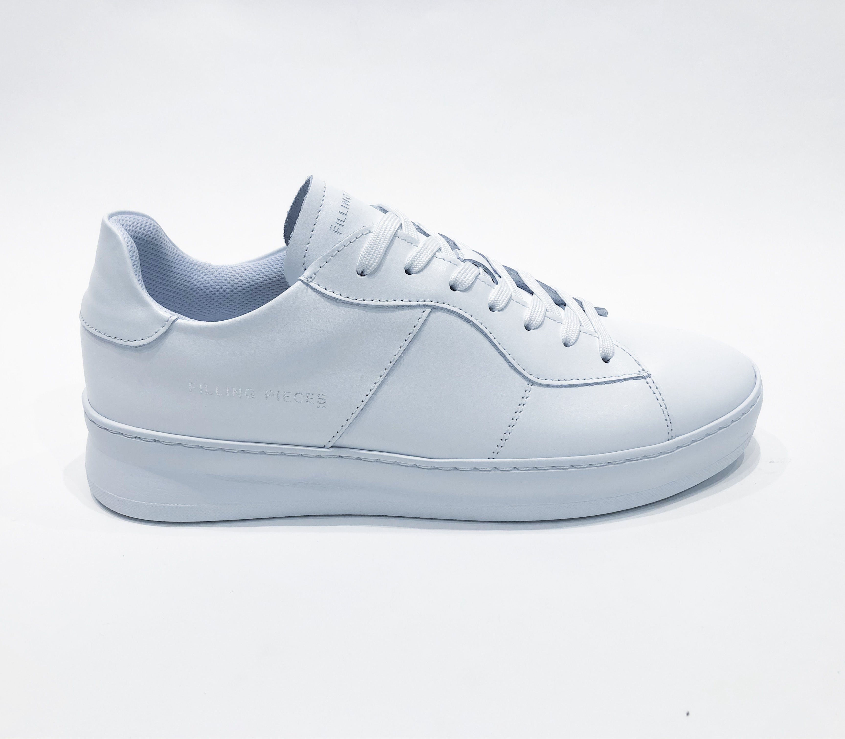 Filling Pieces - Light Plain Court wit