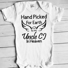 Load image into Gallery viewer, Hand Picked for Earth Baby Onesie® / Bib / Toddler T-Shirt - Cutesy Baby Boutique